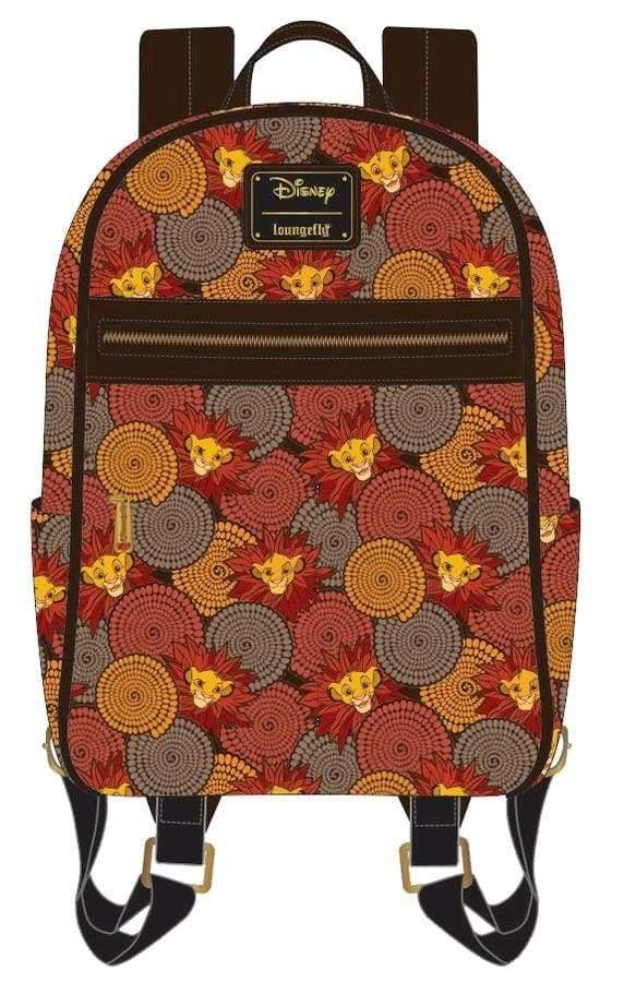 Image Lion King - Simba Leaf Mane Backpack