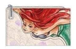 Image Little Mermaid - Ariel Sketch Print Wallet