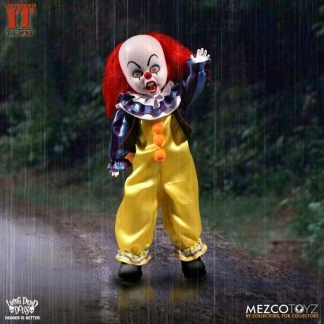 Image Living Dead Dolls - It (1990) Pennywise