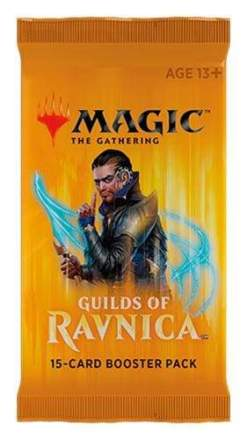 Image Magic the Gathering: Guilds of Ravnica Booster