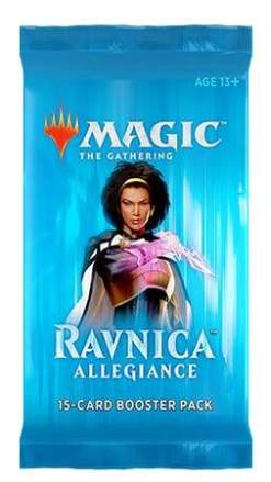 Image Magic the Gathering Ravnica Allegiance Booster