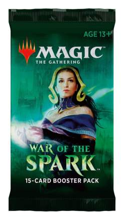 Image Magic the Gathering: War of the Spark Booster