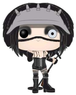 Image Marilyn Manson - Marilyn Manson Pop! Vinyl Figure