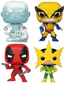 Image Marvel 80th Anniversary Pop! Pre-Order Bundle (Set of 4)
