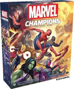 Image Marvel Champions - The Card Game Core Set