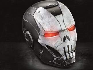 Image Marvel Legends Punisher War Machine Helmet