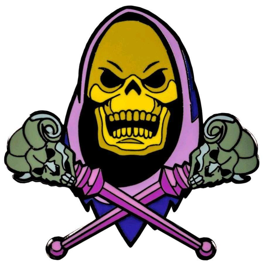 Image Masters of the Universe - Skeletor Enamel Pin