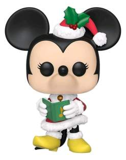 Image Mickey Mouse - Minnie Mouse Holiday Pop! Vinyl