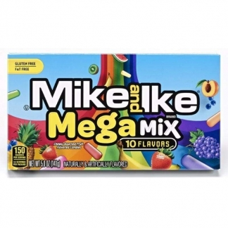 Image Mike & Ike Mega Mix Theater Box