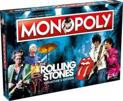 Image Monopoly - Rolling Stones Edition