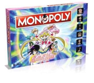 Image Monopoly - Sailor Moon Edition