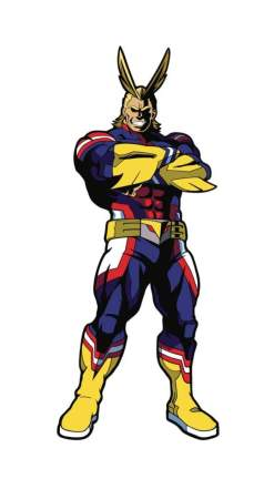 Image My Hero Academia - All Might FiGPiN