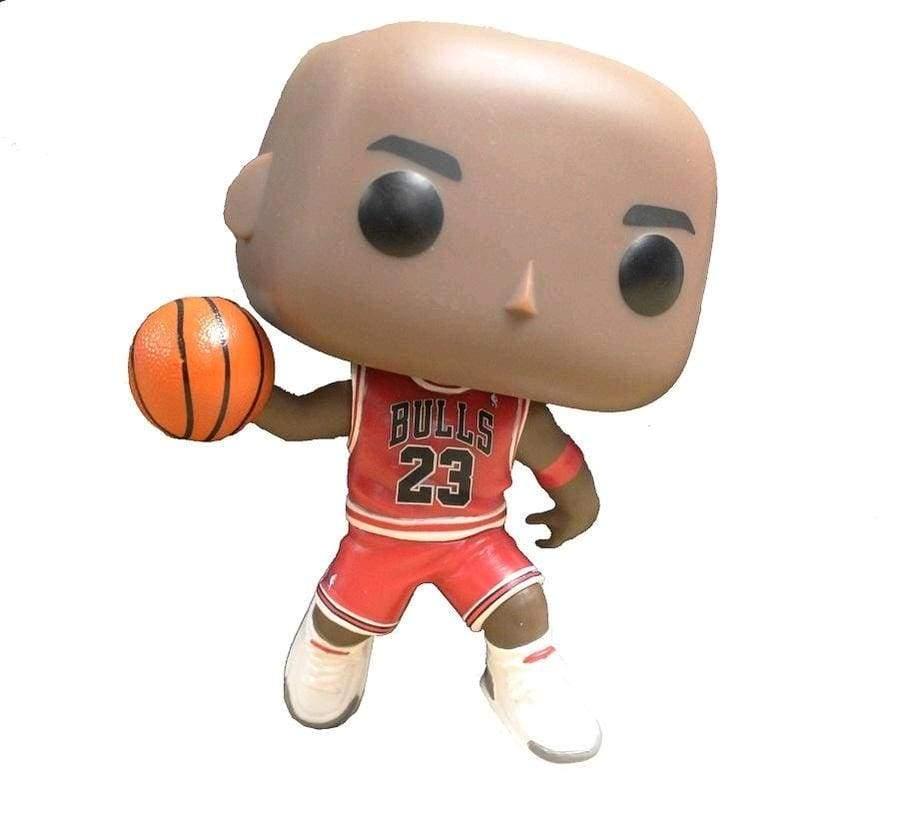 NBA: Bulls – Michael Jordan Pop! Vinyl (2nd Shipment April Delivery)