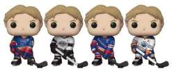 Image NHL: Legends - Wayne Gretzky US Exclusive Pop! Vinyl 4-pack [RS]