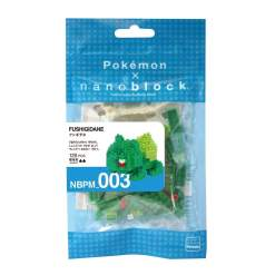 Image Nanoblocks - Pokemon S1 Bulbasaur