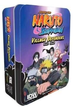 Image Naruto - Village Defenders Card Game