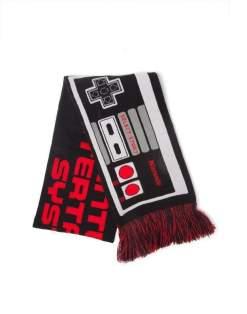 Image Nintendo - Nintendo Controller Knitted Scarf