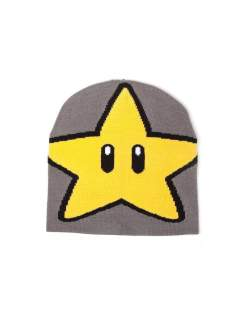 Image Nintendo - Star Knitted Beanie