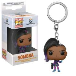 Image Overwatch - Sombra Pop! Keychain