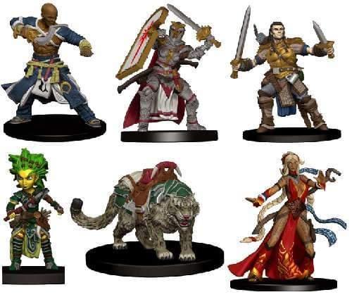 Pathfinder Battles Iconic Heroes Set 3