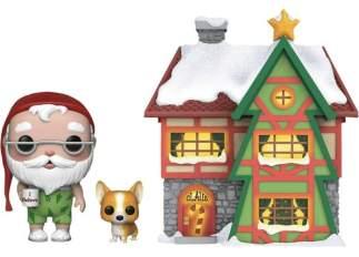 Image Peppermint Lane - Santa
