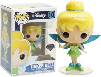 Image Peter Pan - Tinkerbell DGL Pop! !E RS