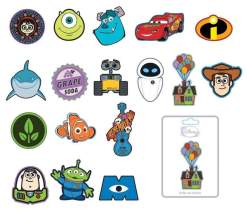 Image Pixar - Patches Assortment (48 ct)