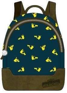 Image Pokemon - Detective Pikachu Print Mini Backpack