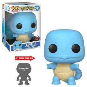 """Image Pokemon - Squirtle 10"""" Pop! RS"""