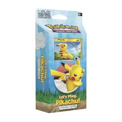 Image Pokemon TCG: Let's Play Pikachu Theme Deck