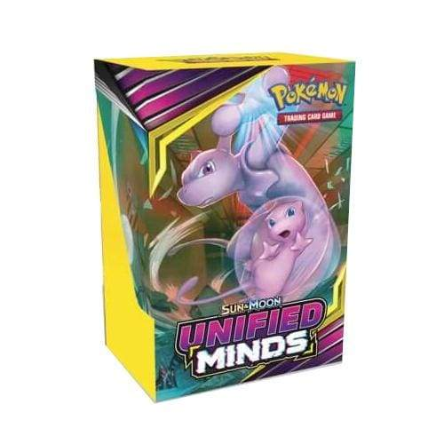 Image Pokemon TCG: Unified Minds Bonds Build & Battle Box