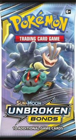 Image Pokemon Unbroken Bonds Booster