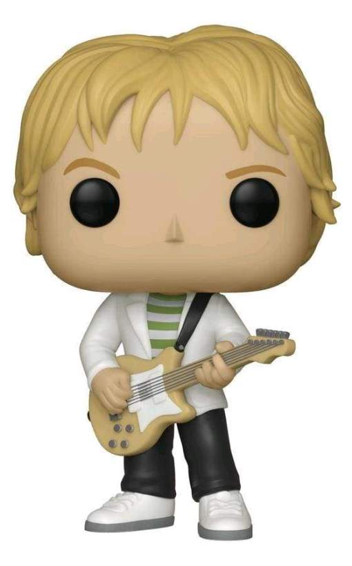 Image Police - Andy Summers Pop! Vinyl