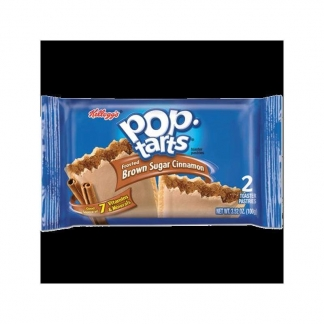 Image Pop Tarts: Frosted Brown Sugar & Cinnamon 2-Pack