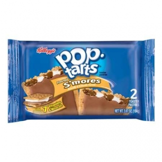 Image Pop Tarts: Frosted S'mores 2-Pack