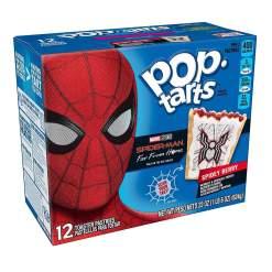 Image Pop Tarts: Marvel Spiderman's Spidey Berry (Box of 16)