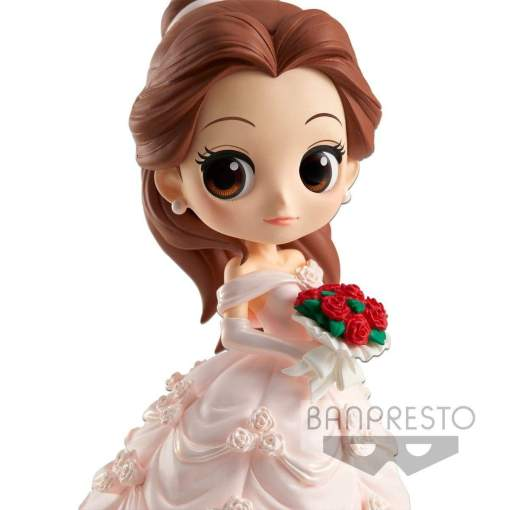 Image Q POSKET DISNEY CHARACTERS - BELLE DREAMY STYLE (NORMAL COLOR VERSION)