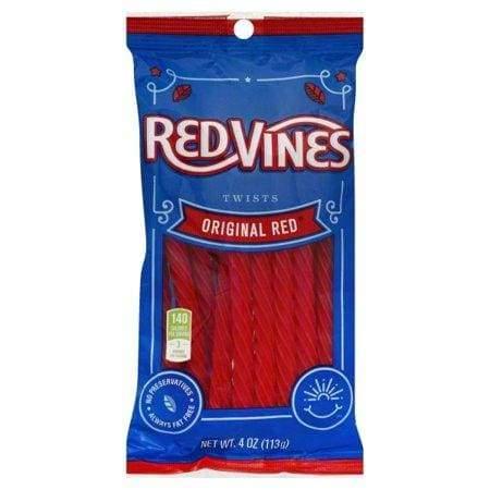 Image Red Vines - Original Red Licorice Twists