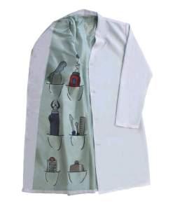 Image Rick & Morty - Rick Lab Coat Replica