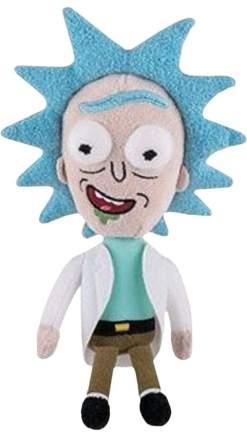 Image Rick & Morty - Rick (Smile) Plush