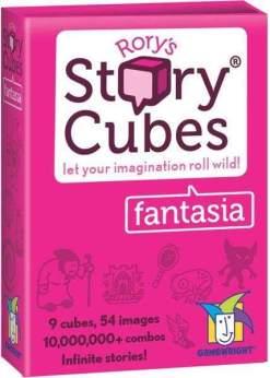 Image Rory's Story Cubes Fantasia