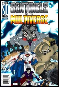 Image Sentinels of the Multiverse Card Game