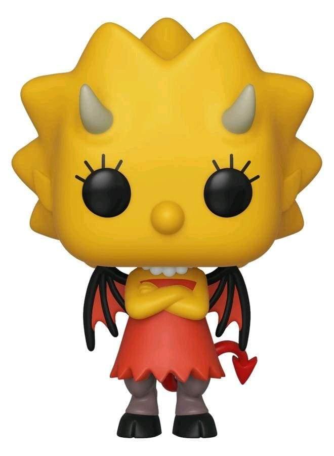 Image Simpsons - Lisa as Devil Pop! Vinyl
