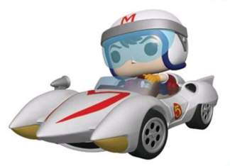 Image Speed Racer - Speed with Mach 5 Pop! Ride