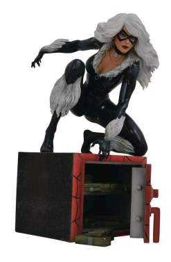 Image Spider-Man - Black Cat Gallery PVC Diorama