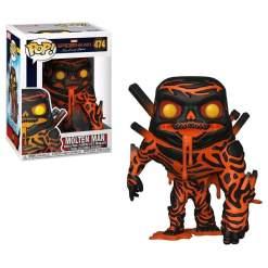 Image Spider-Man: FFH - Molten Man Pop! Vinyl
