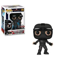 Image Spider-Man: FFH - Stealth Suit Goggles Up US Exclusive Pop! Vinyl [RS]