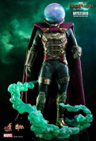 Image Spider-Man: Far From Home - Mysterio 1/6th Scale Premium Action Figure