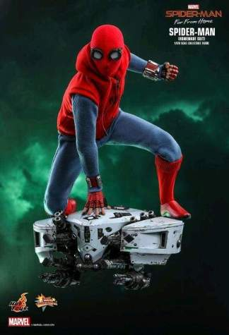 Image Spider-Man: Far From Home - Spider-Man Homemade Suit 1/6th Scale Collectible Figure