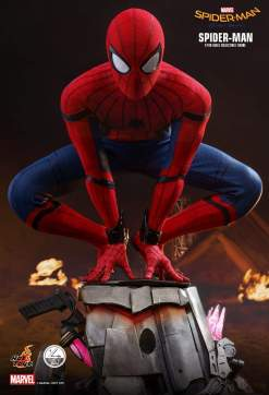 Image Spider-Man: Homecoming - Spider-Man 1:4 Scale Action Figure